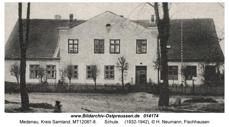 Medenau, Schule