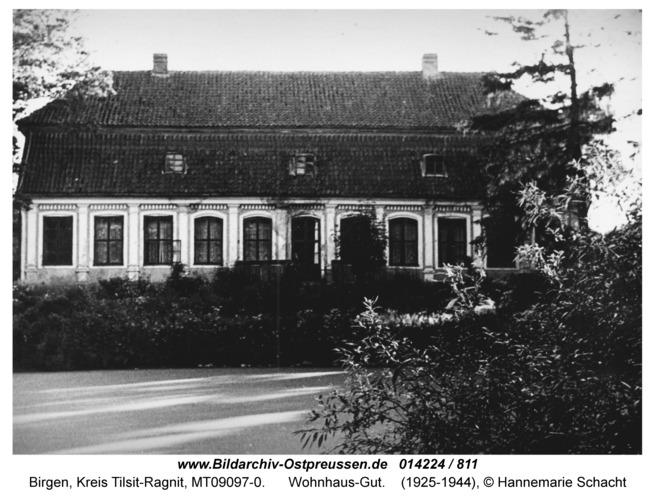 Birgen, Wohnhaus-Gut