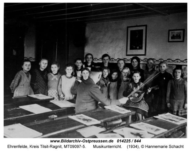 Ehrenfelde, Musikunterricht