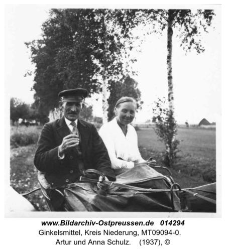 Ginkelsmittel, Artur und Anna Schulz