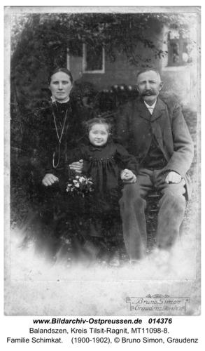 Ballanden, Familie Schimkat
