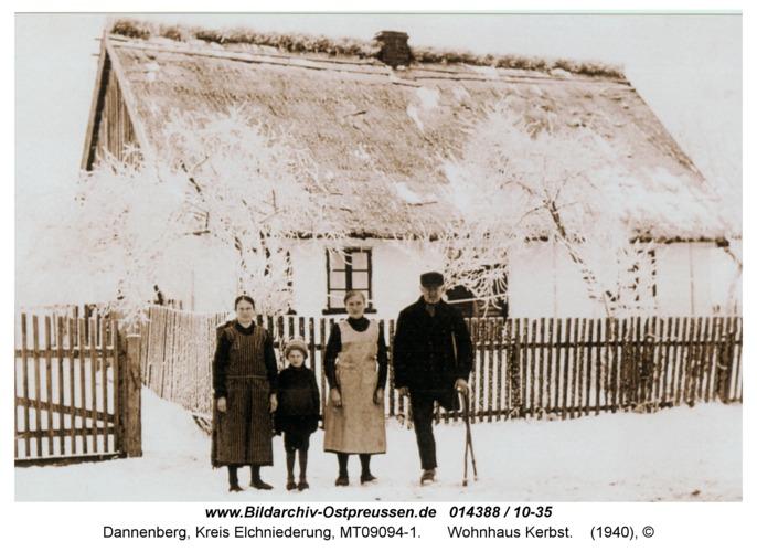 Dannenberg, Wohnhaus Kerbst