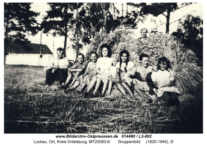 Luckau, Gruppenbild