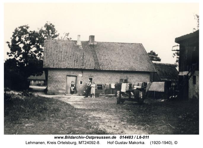 Lehmanen, Hof Gustav Makorka