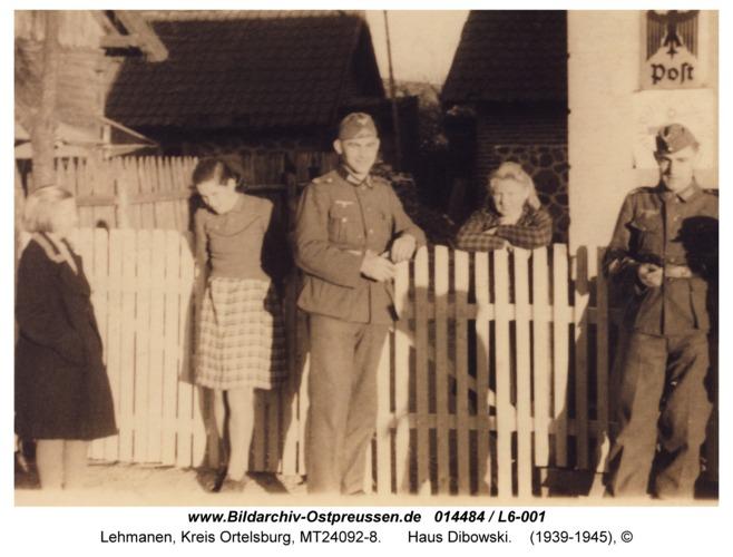 Lehmanen, Haus Dibowski