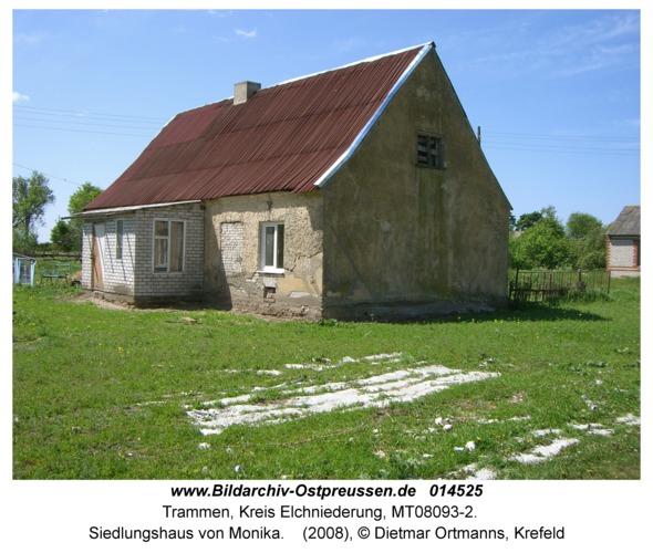 Trammen, Siedlungshaus von Monika