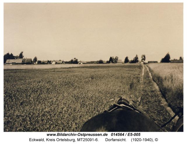 Eckwald, Dorfansicht