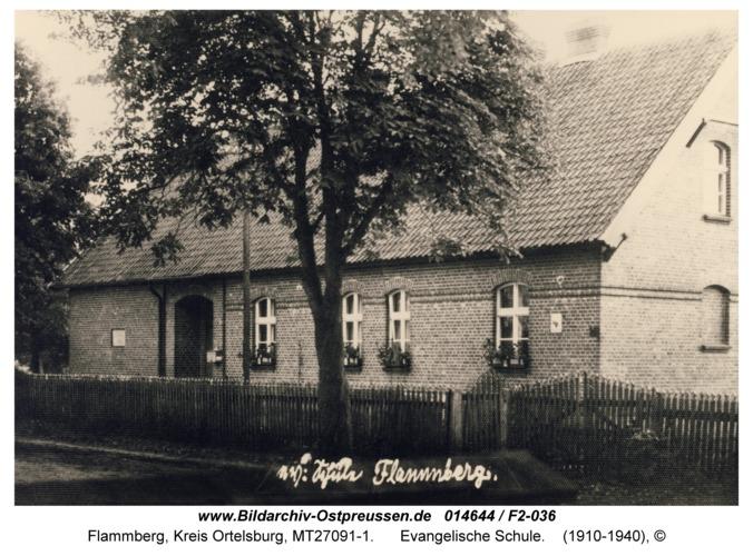 Flammberg, Evangelische Schule