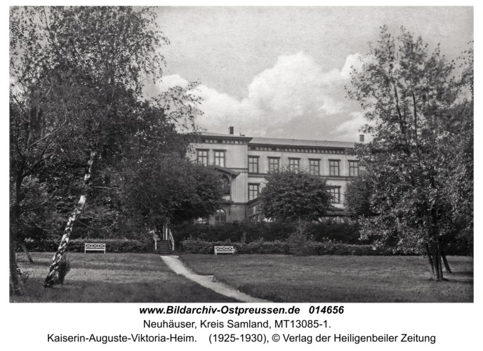 Neuhäuser, Kaiserin-Auguste-Viktoria-Heim