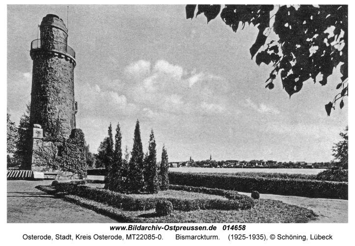 Osterode, Bismarckturm