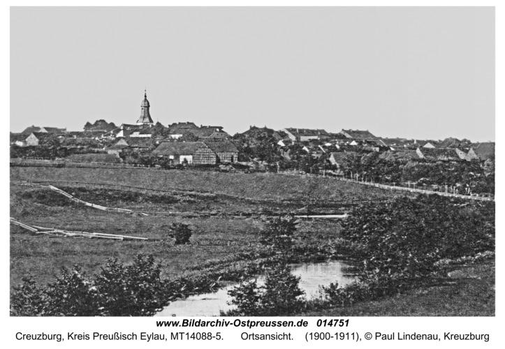 Creuzburg, Ortsansicht