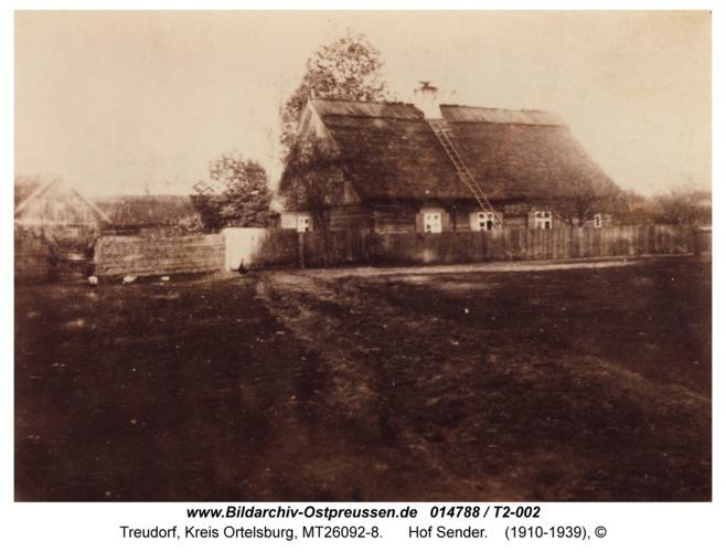 Treudorf, Hof Sender