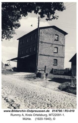Rummau Ost, Mühle