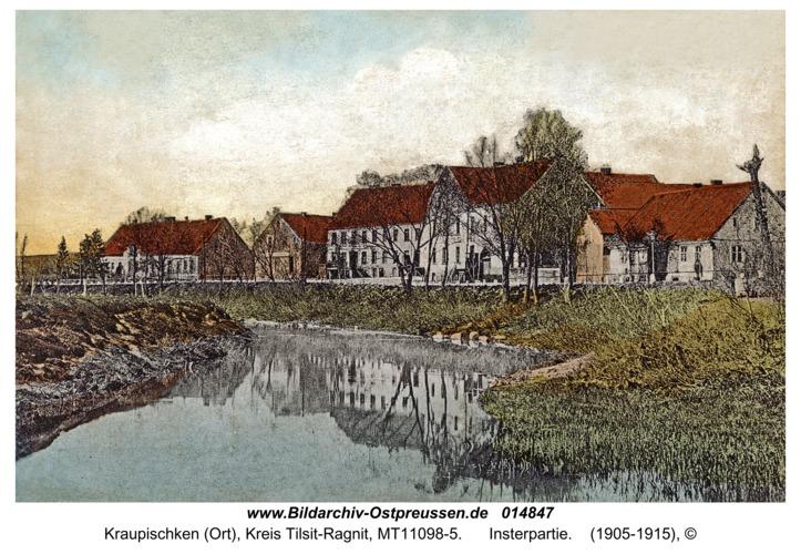 Breitenstein fr. Kraupischken, Insterpartie