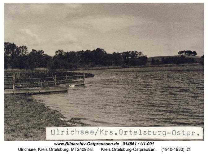 Ulrichsee, Kreis Ortelsburg-Ostpreußen