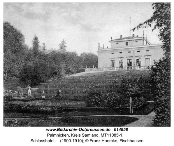 Palmnicken, Schlosshotel