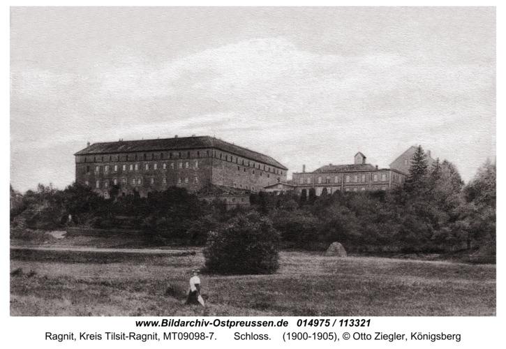 Ragnit, Schloss