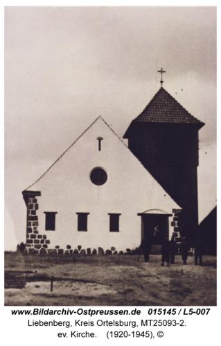 Liebenberg, ev. Kirche