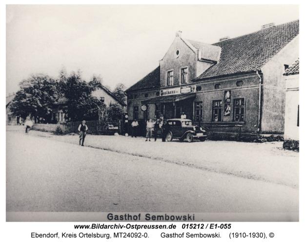 Ebendorf, Gasthof Sembowski