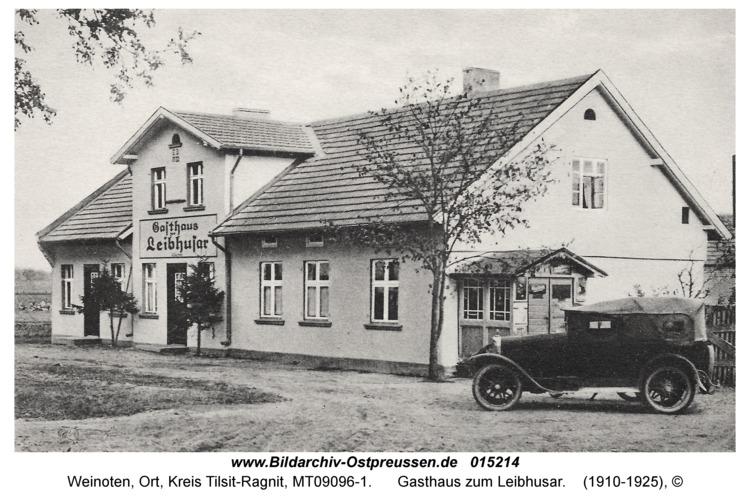Weinoten, Gasthaus zum Leibhusar