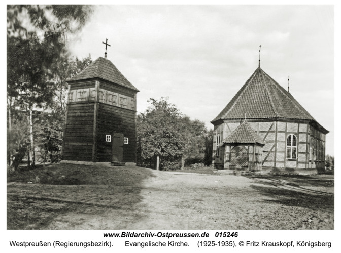 Kunzendorf, Evangelische Kirche