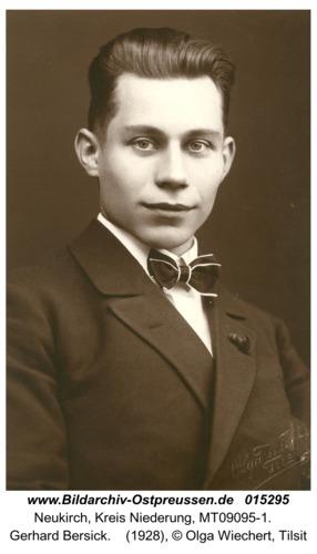 Neukirch, Gerhard Bersick
