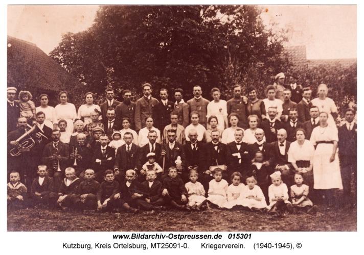 Kutzburg, Kriegerverein