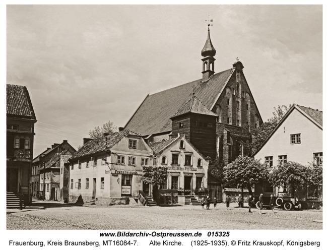 Frauenburg, Alte Kirche