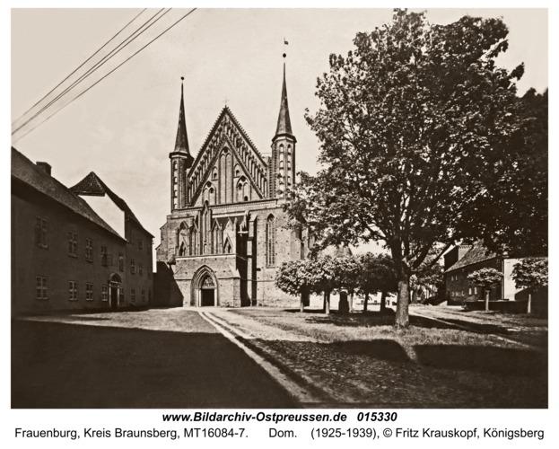 Frauenburg, Dom
