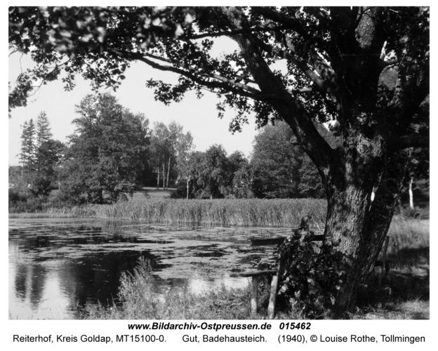 Reiterhof, Gut, Badehausteich