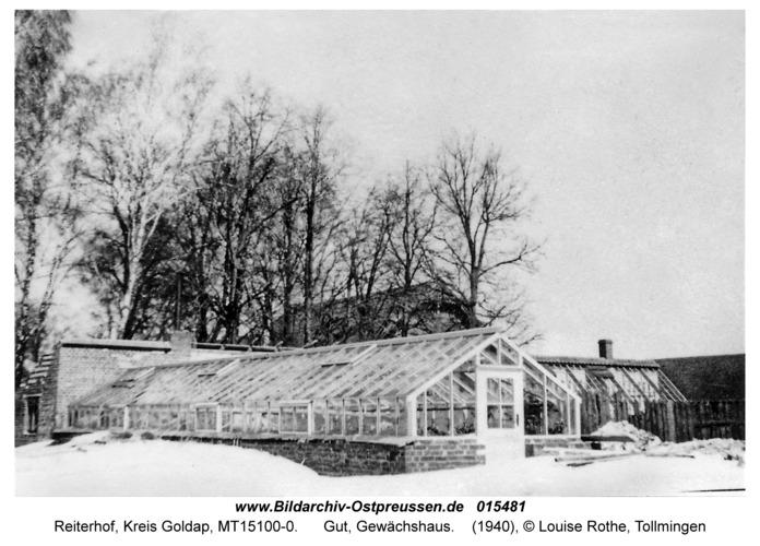Reiterhof, Gut, Gewächshaus