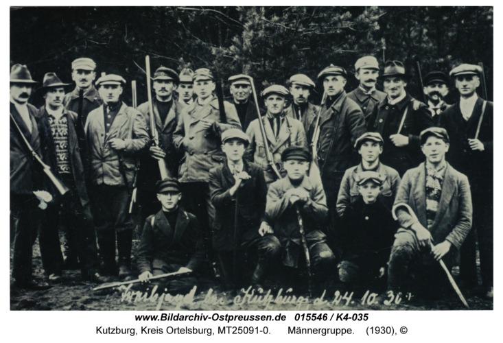 Kutzburg, Männergruppe