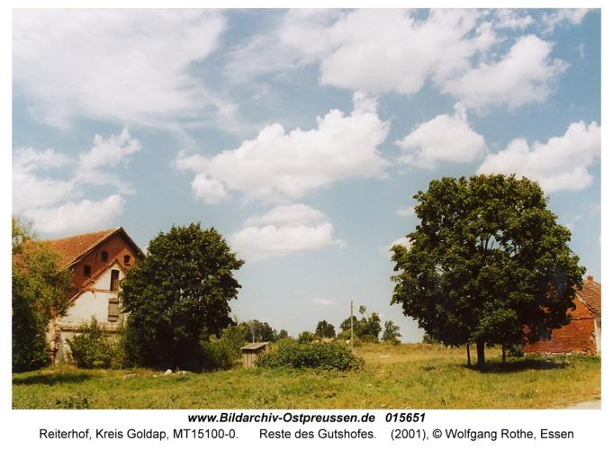 Reiterhof, Reste des Gutshofes