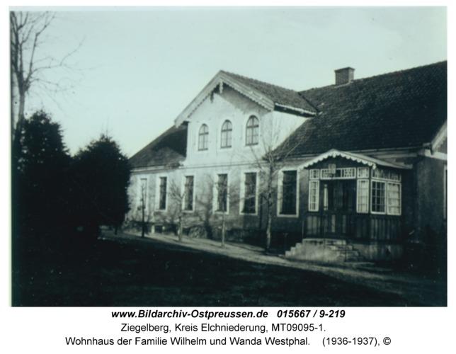 Ziegelberg, Wohnhaus der Familie Wilhelm und Wanda Westphal