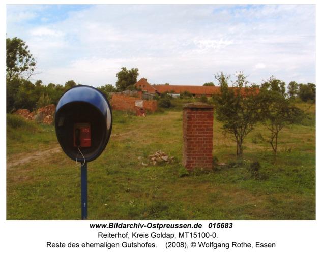 Reiterhof, Reste des ehemaligen Gutshofes