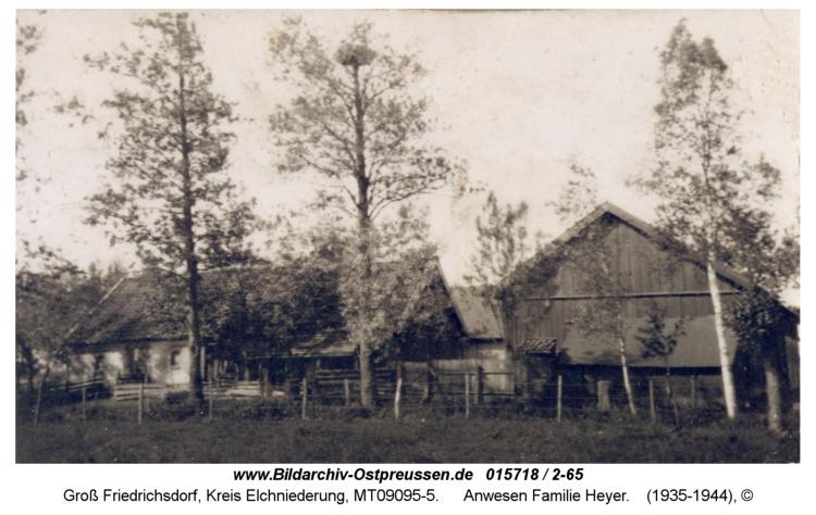 Groß Friedrichsdorf, Anwesen Familie Heyer