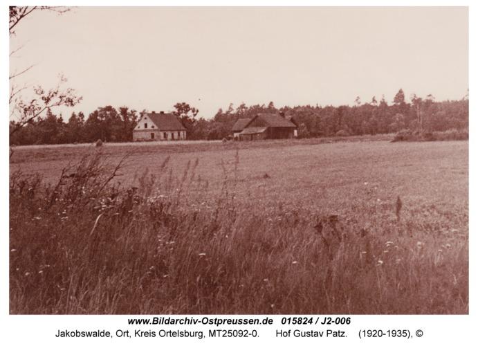 Jakobswalde, Hof Gustav Patz