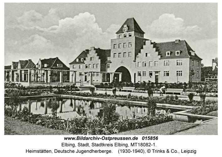 Elbing, Heimstätten, Deutsche Jugendherberge