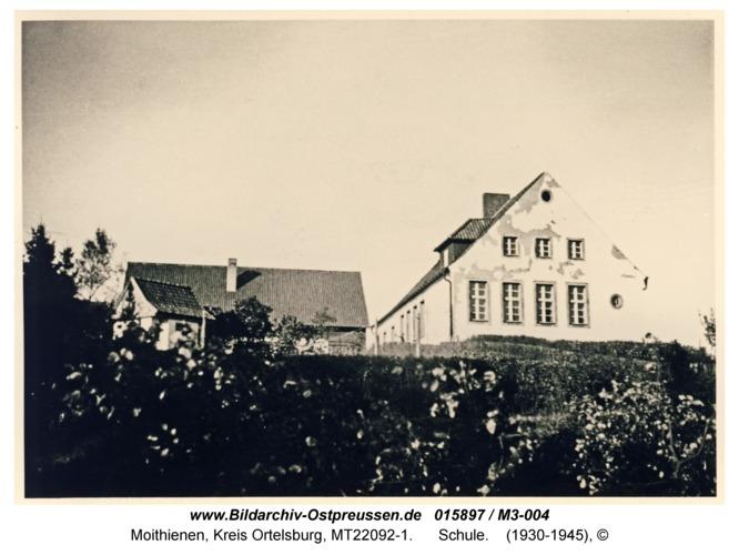 Moithienen, Schule