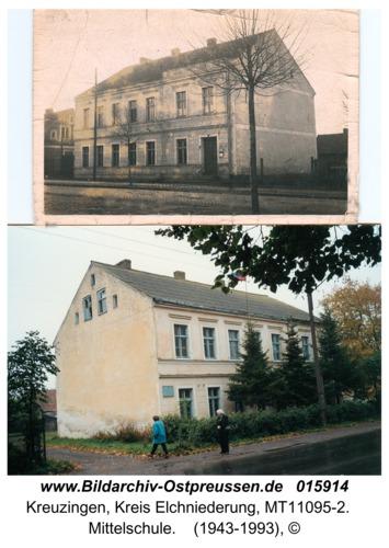 Kreuzingen, Mittelschule
