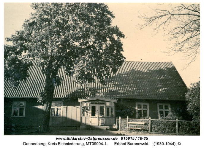 Dannenberg, Erbhof Baronowski