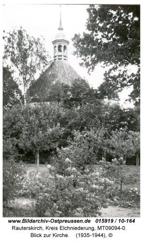 Rauterskirch, Blick zur Kirche