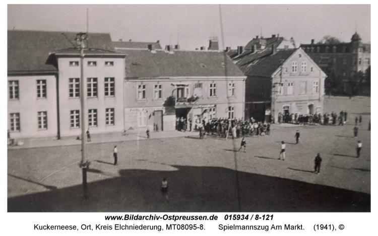Kuckerneese, Spielmannszug Am Markt