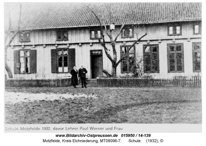 Motzfelde, Schule