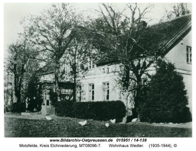 Motzfelde, Wohnhaus Wedler