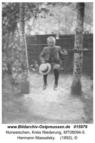 Norweischen, Hermann Massalsky