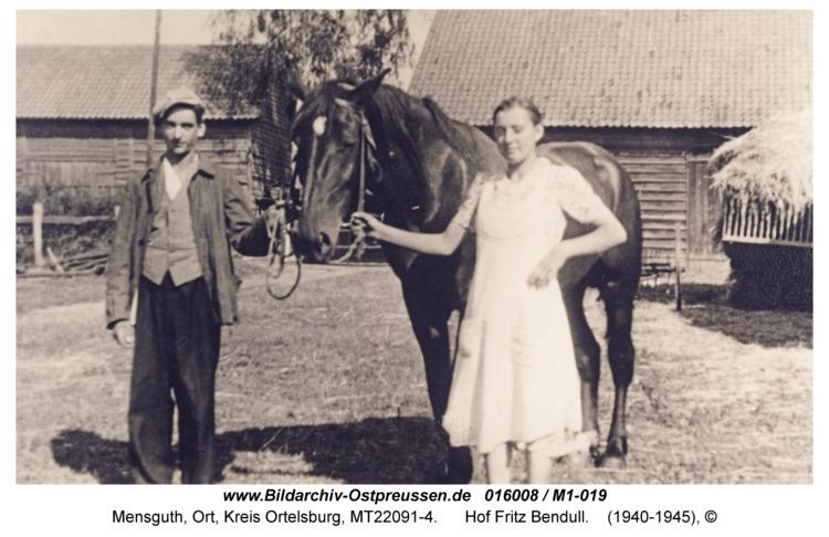 Mensguth, Hof Fritz Bendull