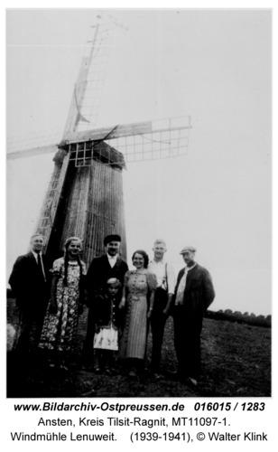 Ansten, Windmühle Lenuweit