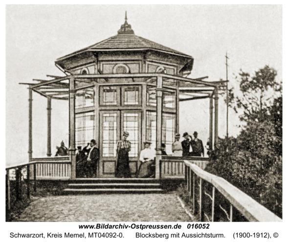 Schwarzort, Blocksberg mit Aussichtsturm