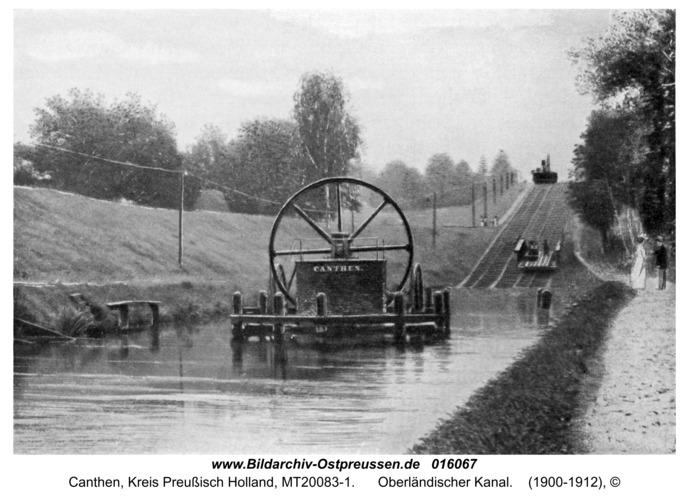Kanthen, Oberländischer Kanal